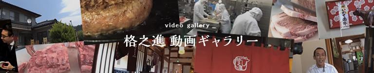 動画ギャラリー「格之進ハンバーグの美味しい焼き方」の続き