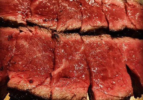 牛肉の部位「イチボ」の肉言葉