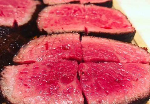 牛肉の部位「芯芯」の肉言葉