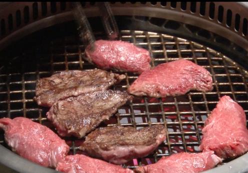 牛肉の部位「ネクタイの棒」の肉言葉