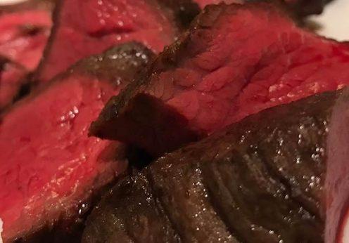 牛肉の部位「芯たまはばき」の肉言葉