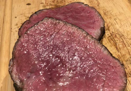 牛肉の部位「リブアイ」の肉言葉