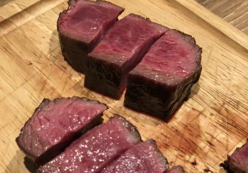 牛肉の部位「とうがらし」の肉言葉