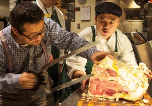 赤身肉に付加価値をつける「熟成」