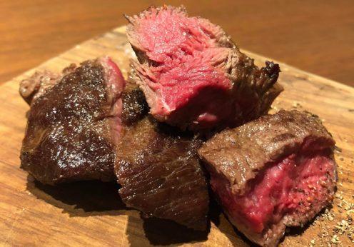 牛肉の部位「外ももはばき」の肉言葉