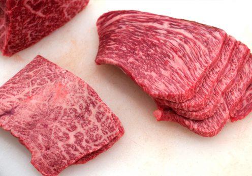 熟成肉ビーフジャーキーの旨みを引き出す加工法について