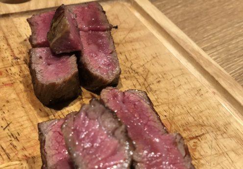 牛肉の部位「ささみ」の肉言葉