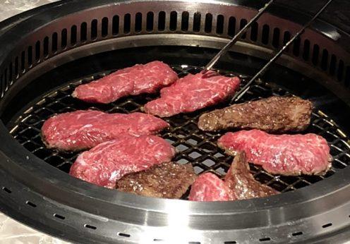 牛肉の部位「あまみすじ」の肉言葉