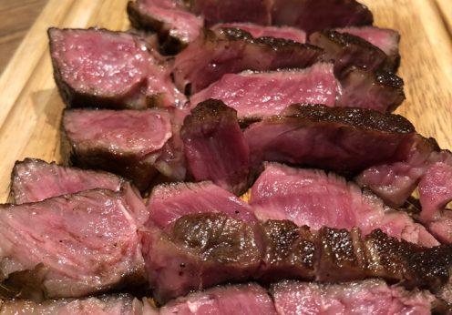牛肉の部位「肩ロース芯」の肉言葉
