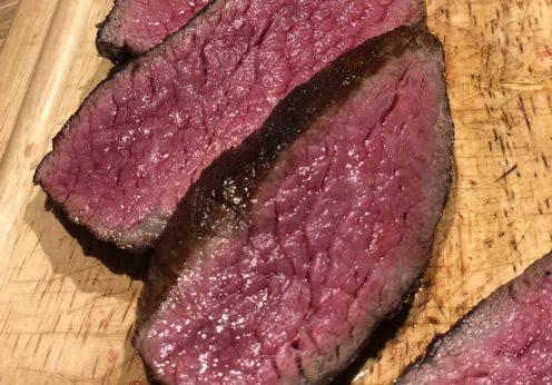 牛肉の部位「うで」の肉言葉