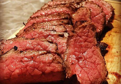 牛肉の部位「ランプ」の肉言葉