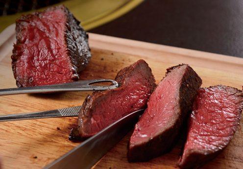 肉おじさんが教える独自のお肉の焼き方