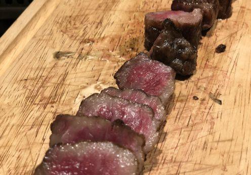 牛肉の部位「外ばら骨山」の肉言葉