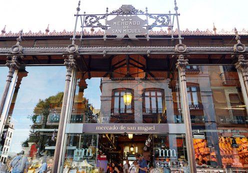 マドリッド市民の台所 サンミゲル市場の視察