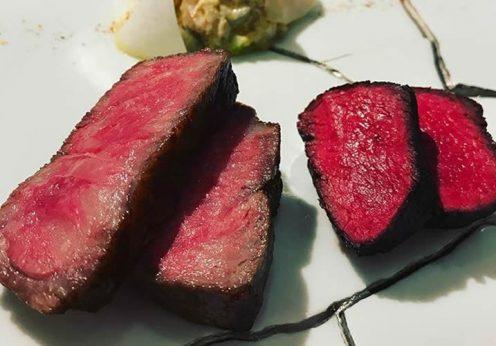 牛肉の部位「さんかく」の肉言葉