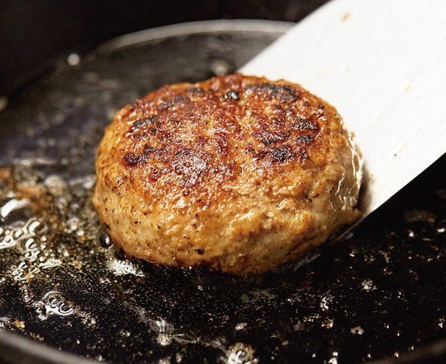 ハンバーグと日本の食文化